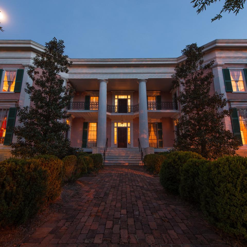TRR Cobb House Website
